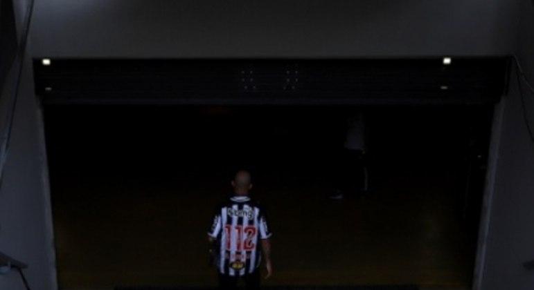 Tardelli encerrou sua terceira passagem pelo Galo e recebeu homenagens do clube