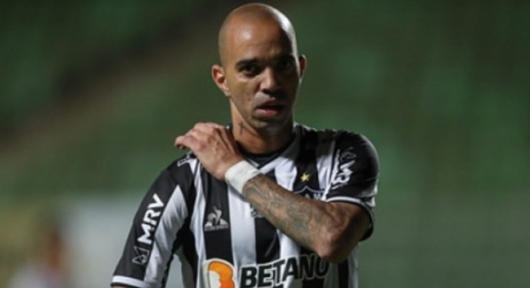 Tardelli tem contrato com o Galo até o fim deste mês e pouco jogou em 2021