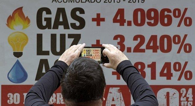 'Tarifaço' está entre as razões por trás das greves gerais realizadas na Argentina nos últimos meses