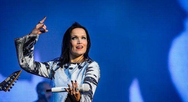 Tarja Turunen, ex-Nightwish, volta ao Brasil em setembro