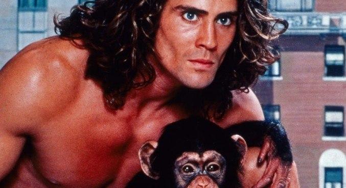 Joe foi Tarzan de 1989 a 1997