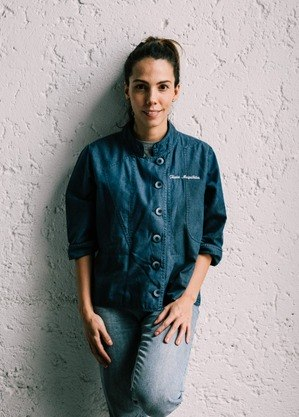 Tássia Magalhães, chef do Nelita