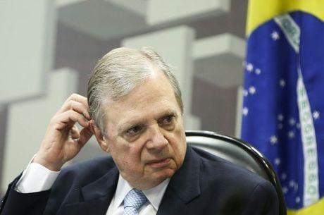 Senador Tasso Jereissati (PSDB/CE), relator da Reforma da Previdência no Senado.