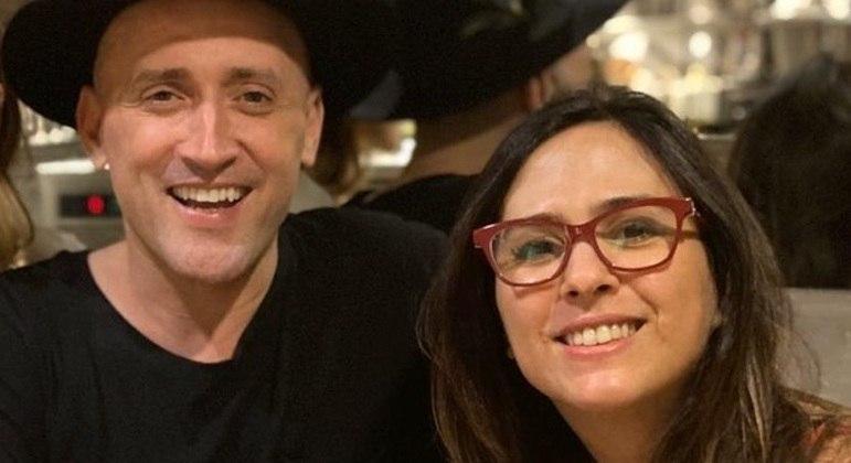 Apresentadora relembrou primeira vez que falou com o humorista Paulo Gustavo