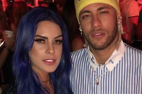 Tati e Neymar: rolo durou só por uma noite