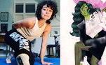 Tatiana Maslany (Jennifer Walters)Conhecida como Mulher-Hulk, a personagem Jennifer Walters terá sua própria série em breve. A protagonista escolhida é Tatiana Maslany, da série Orphan Black. Nos quadrinhos, Jennifer é prima de Bruce Banner, o Hulk. O ator Mark Ruffalo repete seu papel como o herói na série.Mulher-Hulkestá prevista para estrear em 2022