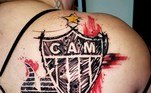 tatuagem, futebol