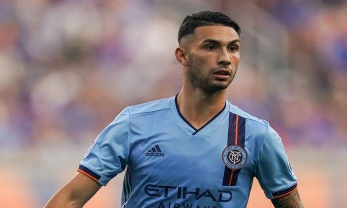 Taty Castellanos (22 anos) - Clube: New York City FC - Posição: atacante - Valor de mercado: 4,4 milhões de dólares.