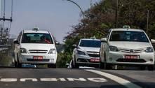SP: Câmara garante a taxistas uso de corredores e faixas de ônibus