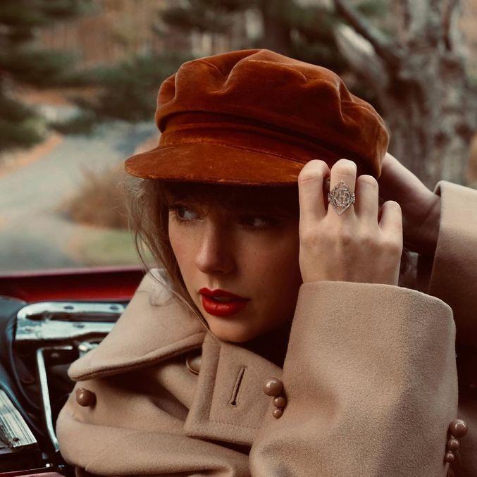 Regravação do álbum 'Red' foi anunciada por Taylor Swift