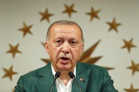 Erdogan assumiu poder na Turquia há 16 anos
