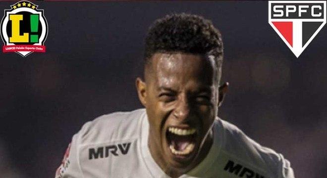 Tchê Tchê - 4,5 - Invadiu bem a área e fez o único gol do São Paulo na partida. Apesar do gol, não foi bem na marcação e foi expulso no segundo, após agredir um atleta adversário.