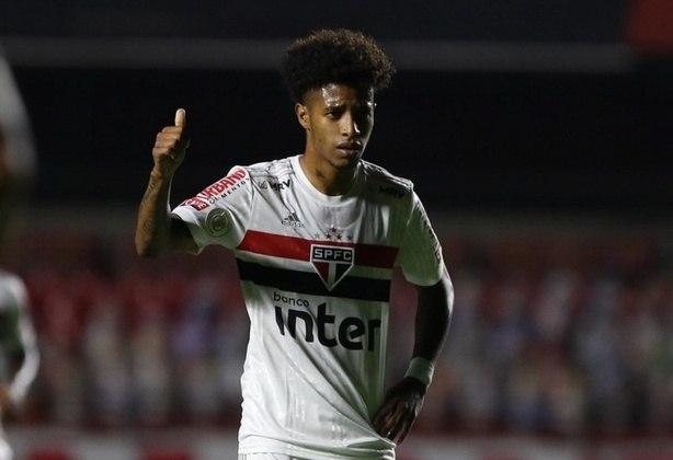 Tchê Tchê - Quatro participações em gols.