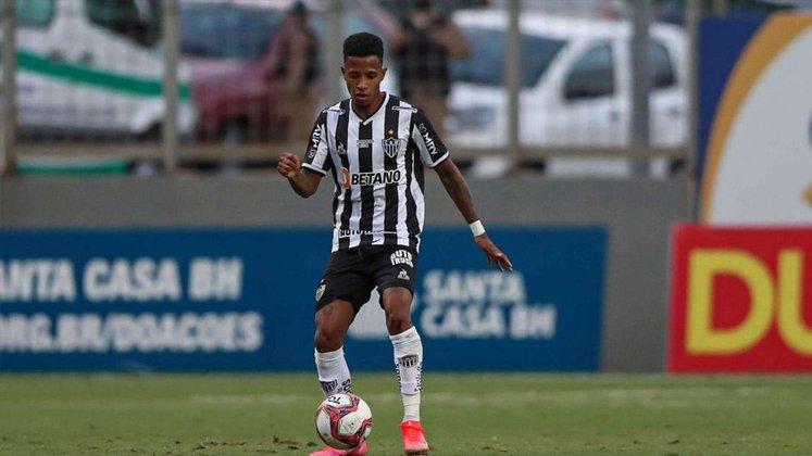 Tchê Tchê (volante) - Contrato até 31/05/2022 - Jogador pertence ao São Paulo