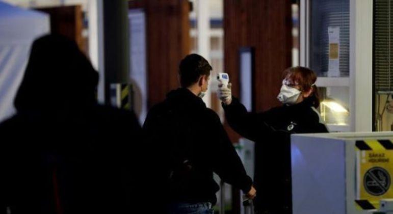 Parlamentares rejeitaram semana passada uma extensão do estado de emergência