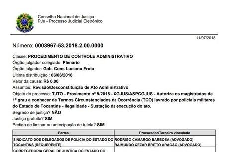 Decisão do CNJ reconhece que TCOs só podem ser feitos por delegados da Polícia Civil