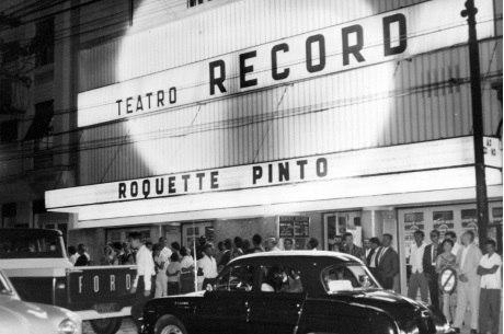 Record TV é a mais antiga emissora em atividade no Brasil