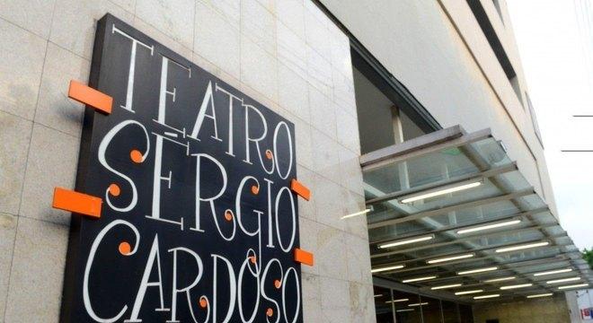 Teatro Sérgio Cardoso foi inaugurado em outubro de 1980