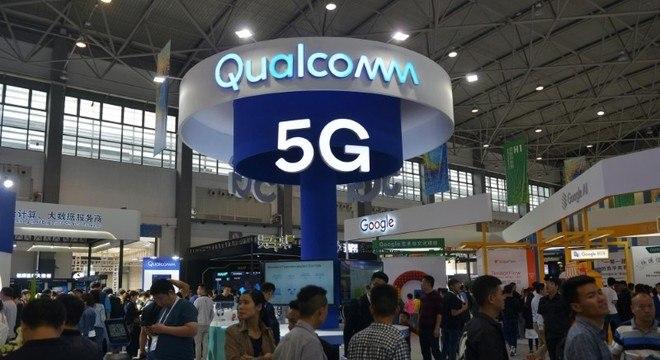 TECNOLOGIA – Qualcomm acusa Apple de roubar seus segredos para ajudar a Intel