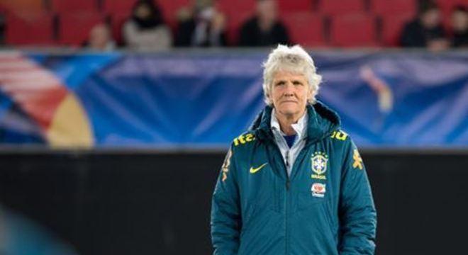 Técnica da seleção feminina de futebol disse que é preciso trabalhar esse aspecto a tempo para a Olimpíada