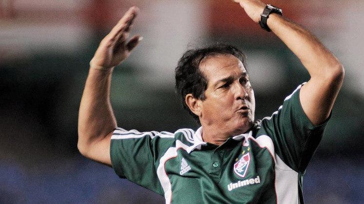 Técnico da conquista, MURICY RAMALHO deixou o Fluminense no ano seguinte. Ainda treinou Santos e São Paulo. O último clube que comandou foi o Flamengo, mas teve de deixar o cargo devido a problemas cardíacos. No momento, é comentarista do canal SporTV.