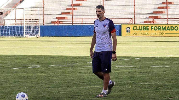 Técnico: Juan Pablo Vojvoda (Fortaleza) - 17 votos.