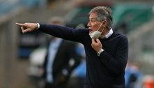 Após saída de Cuca, Santos anuncia Ariel Holan como novo técnico