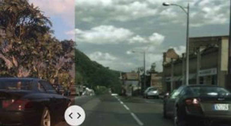 Tecnologia de IA da Intel deixa GTA 5 foto-realista