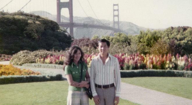 Na década de 1980, Ted e Christy eram um casal de milionários