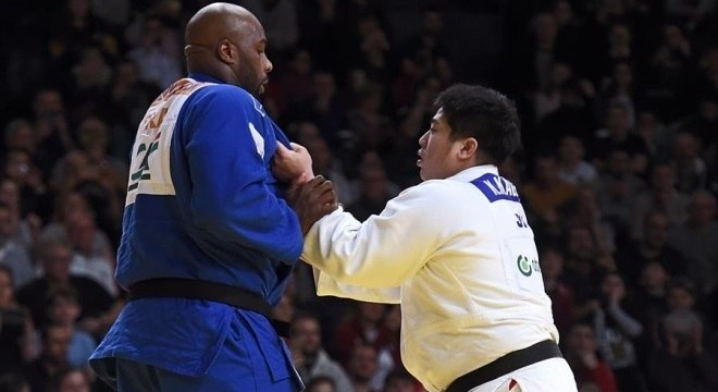 Judoca francês, Teddy Riner estava há 10 anos sem perder nas artes marciais