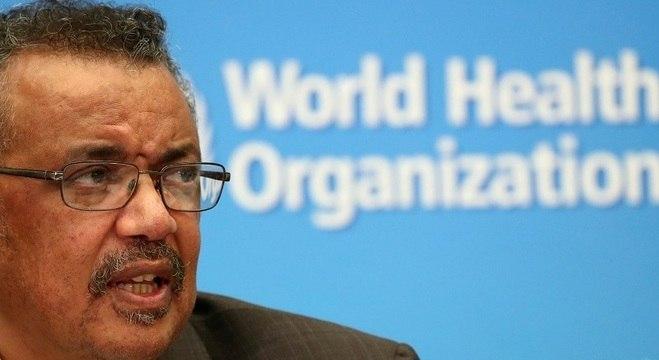 O diretor-geral Tedros Adhanom diz que objetivo é garantir distribuição justa