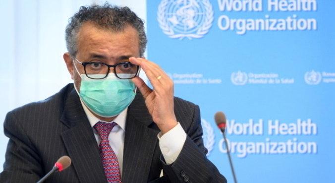 Tedros Adhanom diz que ampliar vacina é melhor jeito de acabar com meningite