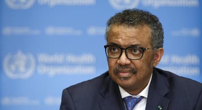 O diretor-executivo da OMS, Tedros Adhanom, afirmou que conduta piora pandemia
