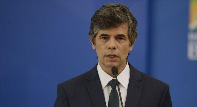 Ministro participou de reuniões com autoridades do RJ