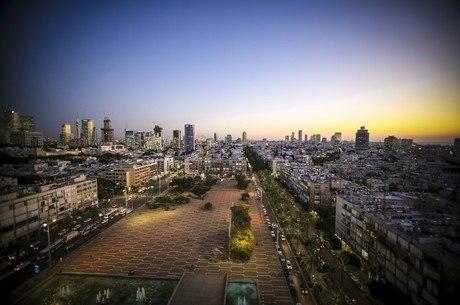 Tel Aviv tem plano de resiliência municipal