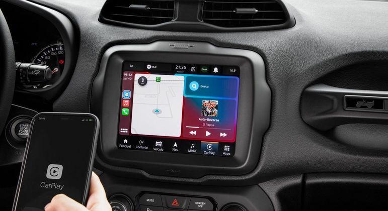 Interface permite conexão sem fio e há novidades como sistema de alerta para autoridades em caso de roubo