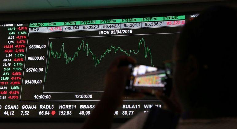 Alta dos futuros acionários norte-americanos e dos preços do petróleo estão no radar