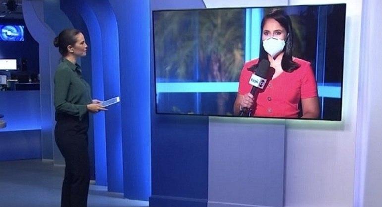 Telejornal da TV TEM faltou com a informação para as pessoas de Sorocaba