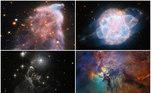 Telescópio espacial Hubble NASA