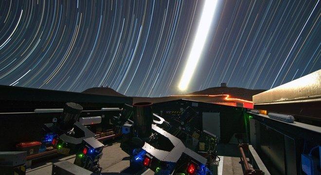 Telescópio no deserto chileno; descoberta mostra como pesquisadores astronômicos ainda são 'surpreendidos pela natureza'