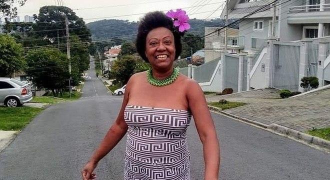 Candidata a vereadora em Curitiba, Telma teve ajuda de familiares na campanha