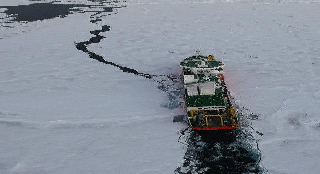 Ártico mostra aumento da temperatura no planeta