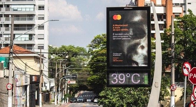 Cidades do interior e capital tiveram altas de temperatura na quarta-feira