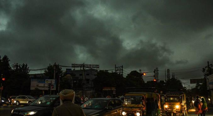 Tempestades deixam mais de 50 mortos na Índia