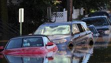 Tempestade Ida deixa oito mortos em Nova York e 14 em Nova Jersey