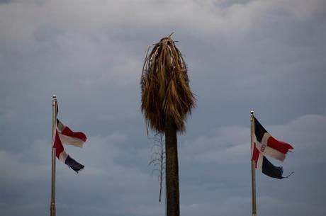 Tempestade Laura passa pela República Dominicana