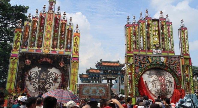 Taiwan foi elogiada em critérios como qualidade de vida e possibilidades profissionais