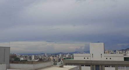 Capital deve ter céu nublado nos próximos dias