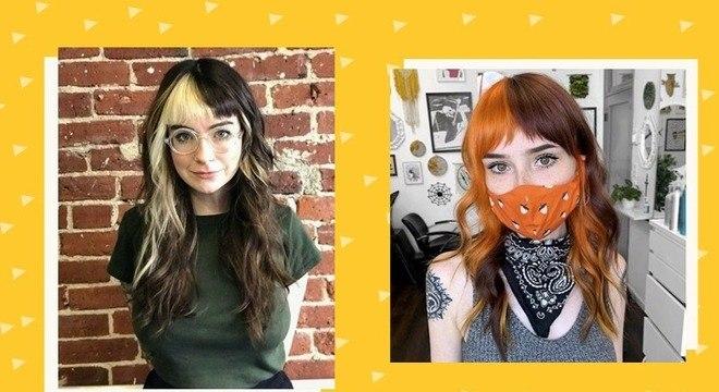 Tendências de cabelo colorido: inspire-se na hora de mudar o visual