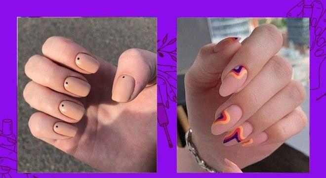 Tendências de nail art: 7 desenhos que estão bombando nas unhas